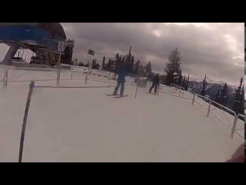 Revelstoke BC Skiing for Vertical