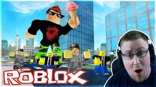 BJEZI ILI CE TE POJESTI VELIKI GIANT! - Roblox /W Tin Ex