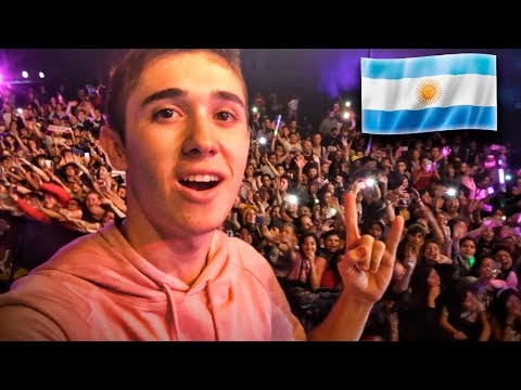 CUMPLIENDO MI MAYOR SUEÑO! MI PRIMERA VEZ EN LATINO AMÉRICA (Argentina) [Shooter]