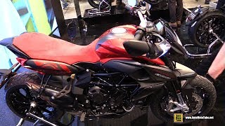 2018 MV Agusta Rivale 800 - Walkaround - 2017 EICMA Milan Motorcycle Exhibition