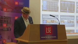 LSE Events | Shane Wall | Megatrends: predicting the future to reinvent today