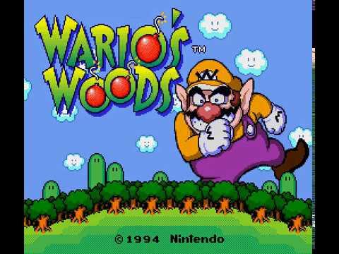 SNES Longplay [565] Wario's Woods