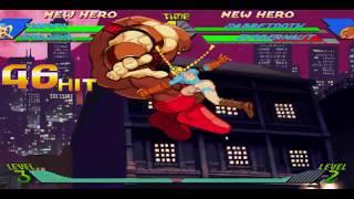 X-Men vs Street Fighter - Cammy Swag