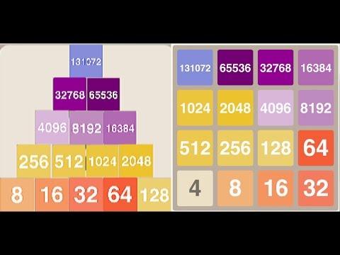 Я дошёл до МИРОВОГО РЕКОРДА в 2048 !!! (Метод, как надо собирать (по конечным этапам)) (в описании)