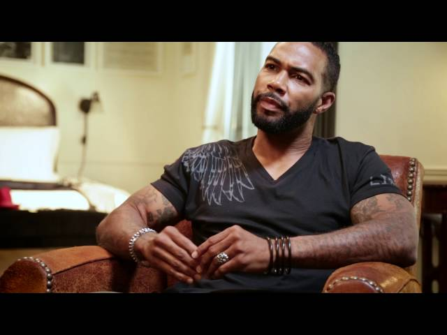 Exclusive Omari Hardwick On Sign For Delivery Campaign
