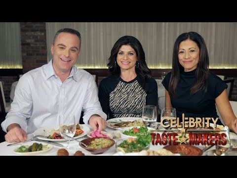 Tamsen Fadal & Scott Stanford at Al Bustan