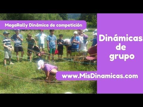 Grandes Juegos De Campamento Para Jovenes Y Ninos Dinamicas De Grupo