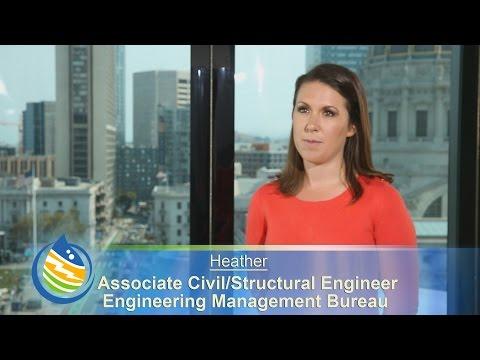 Heather - Associate Civil/Structural Engineer, Engineering Management Bureau