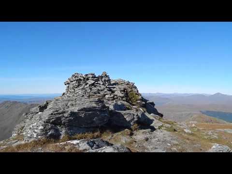 Munro bagging: Beinn Ime Ascent From Succoth 30 September 2015
