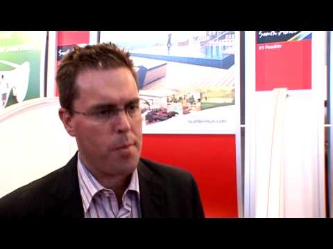 Graham Wood, Managing Director, Southern Sun Hotels (South Africa) @ ITB 2010