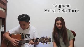 (Moira Dela Torre)Tagpuan - Raphiel Shannon | Brandon (COVER)