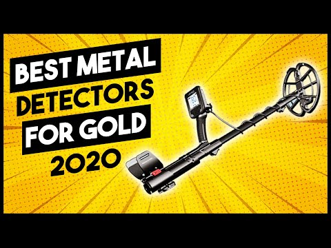 Best Metal Detectors for Gold in 2020