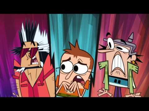 Sidekick S03E04 Eric and the Maxum Brain Factory   Trip Van Twinkle Toes