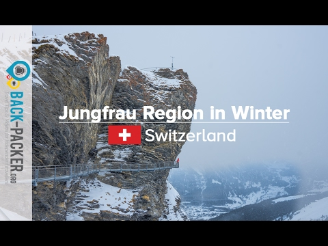 Tips & Things to do in the Jungfrau Region, Switzerland (Winter edition)