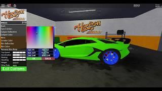 Buying Lamborghini Aventador SVJ in Roblox Full Throttle
