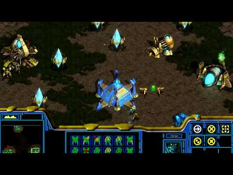 StarCraft Remaster Ep 3 - Protoss campaign - Mission 3 - Higher Ground