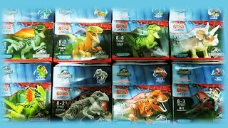 Lego Jurassic World YG Bootleg 77001 Review