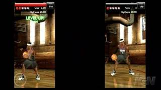 NBA Live 07 Sony PSP Trailer - Features Trailer