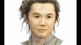 http://www5f.biglobe.ne.jp/~mmura/ 大河ドラマの登場人物の似顔絵です...