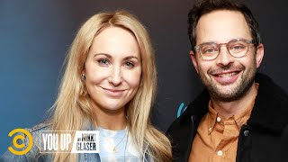 Nick Kroll Met His Girlfriend on Nikki's Favorite Dating App - You Up w/ Nikki Glaser