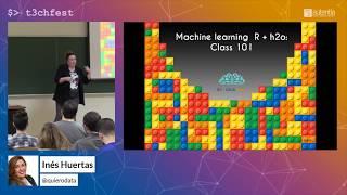Machine Learning con R - Inés Huertas, T3chfest 2018