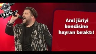 Anıl Şimşek -  Hadise Bayıldı - O Ses Türkiye
