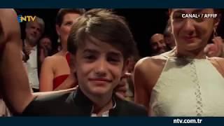Göç yolundan kırmızı halıya... (Suriye göçmeni 13 yaşındaki Zain Cannes'da ödül alacak)