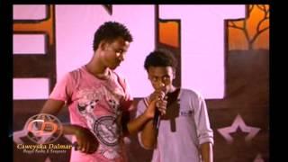 Kali Got Talent - Shabeele (Wiil hees anu lahyn sheektay)