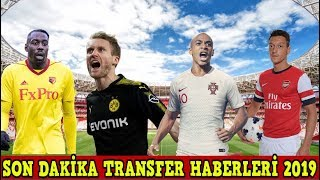 Transfer Haberleri 2019 | Fenerbahçe, Galatasaray, Beşiktaş, Trabzonspor