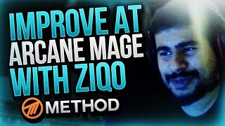 IMPROVE YOUR ARCANE MAGE PVP with Ziqo!
