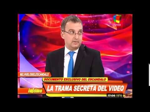 La trama secreta del video de Xipolitakis