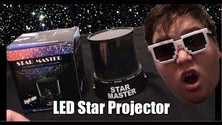 LED Planetarium Star Celestial Projector Lamp Night Sky Light Romantic Gift