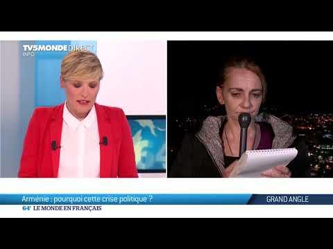 Arménie : une semaine après la démission du Premier ministre