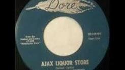 Ajax Liquor Store - Hudson and Landry 1971