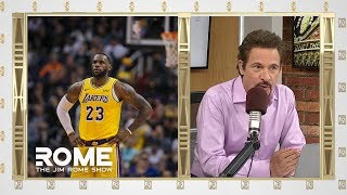 Lakers Lose Three Straight Games | The Jim Rome Show