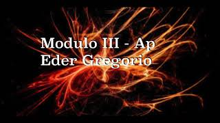 Modulo III   Ap Eder Gregorio - intercessão