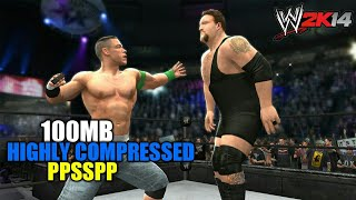 [100MB] How To Download WWE 2k14 PSP highly compressed [Ppsspp] in any Android device | Reality