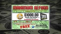 Maximum Refund Tax Commercial