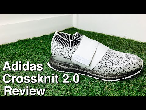 Adidas Crossknit 2.0 Golf Shoes Review - the most casual golf shoes ever made?