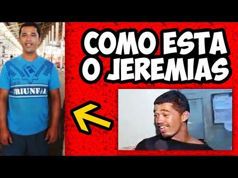 COMO ESTÁ O JEREMIAS MUITO LOUCO?