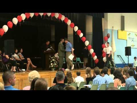 6/23/2011 - North Cumberland Middle School graduation, Cumberland, RI *5 of 7*