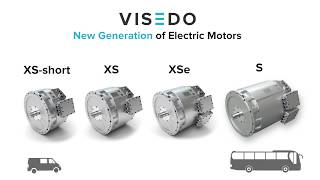 Visedo New Generation electric motors