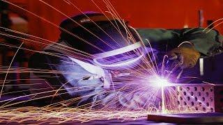 видео Можно ли варить алюминий полуавтоматом: особенности работы