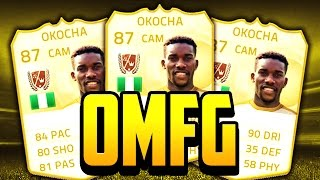 FIFA 15 - LEGEND JAY-JAY OKOCHA - INSANE FREE KICK! - FIFA 15 ULTIMATE TEAM