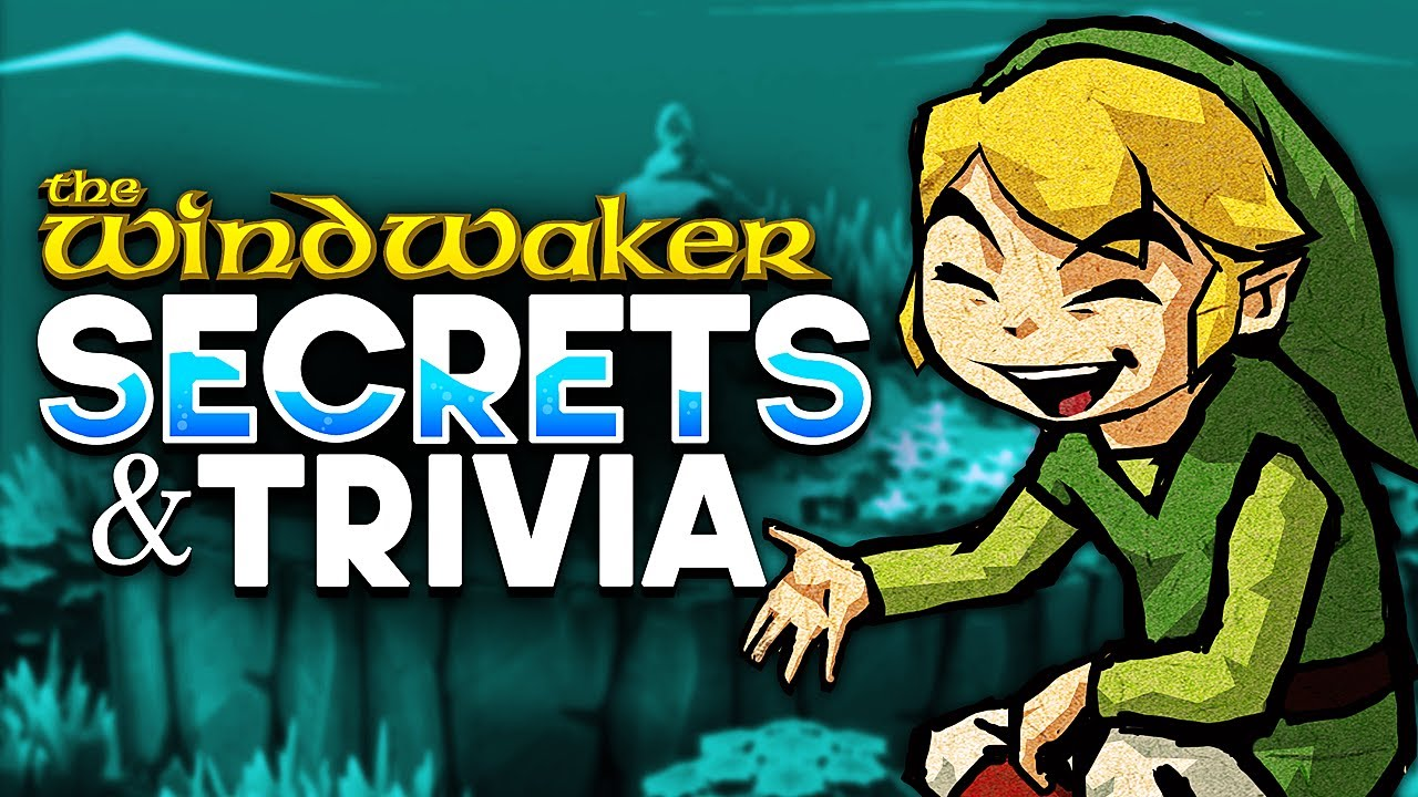 7 Secrets & Trivia in The Wind Waker You Might Not Know
