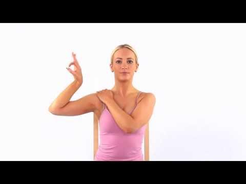 Ulnar nerve glide floss 3 sitting