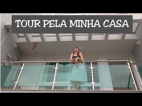 FINALMENTE O TOUR PELA MINHA CASA | Thaine Larentis