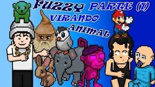 HABBLIVE - FUZZY VIRANDO ANIMAL (PARTE 1)