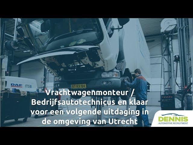 Vrachtwagenmonteur vacature bij TB Truck & Trailer Service in Utrecht TRANSFER FEE | #1534