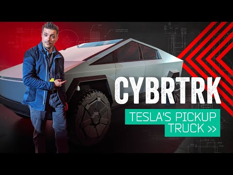 I Rode In Tesla's Cybertruck And It's Beautiful (On The Inside)